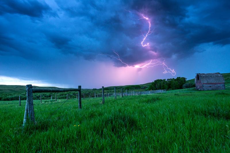 A Happy Valley Storm